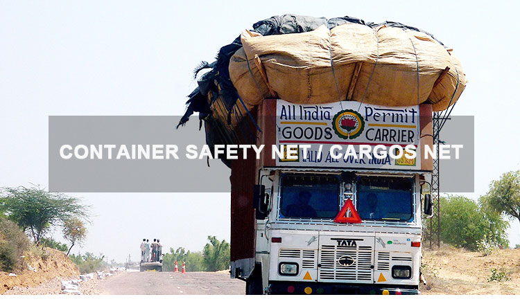 Quality assured useful container construction trailer cargo net tarpaulin safety nets for building