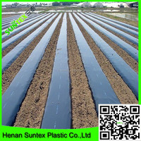 high quality agricultural polyethylene mulch covering film/black/sliver mulch film with cheap price