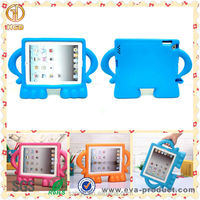 Fall resistant protective silicone tablet kid case for ipad 9.7 inch