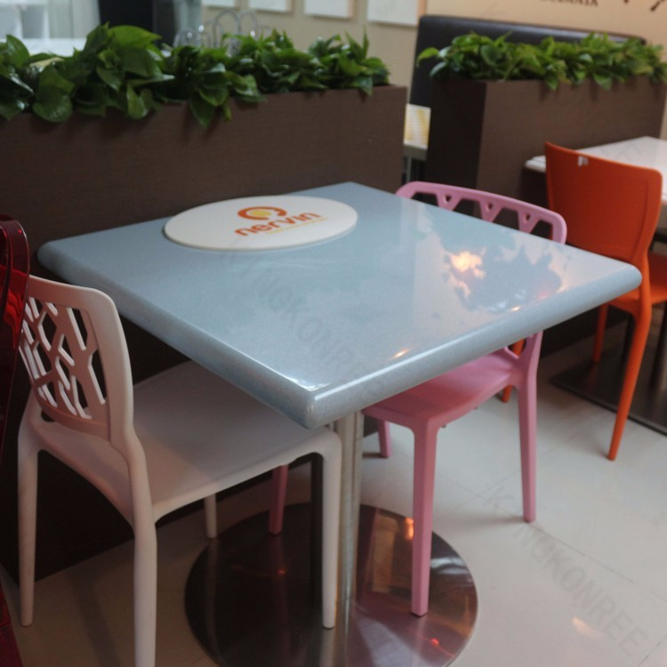 2016 puro de acr lico de mesa y sillas mesa y sillas para for Sillas de acrilico