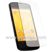 Ultra Clear Screen Protector for LG NEXUS 4 E960
