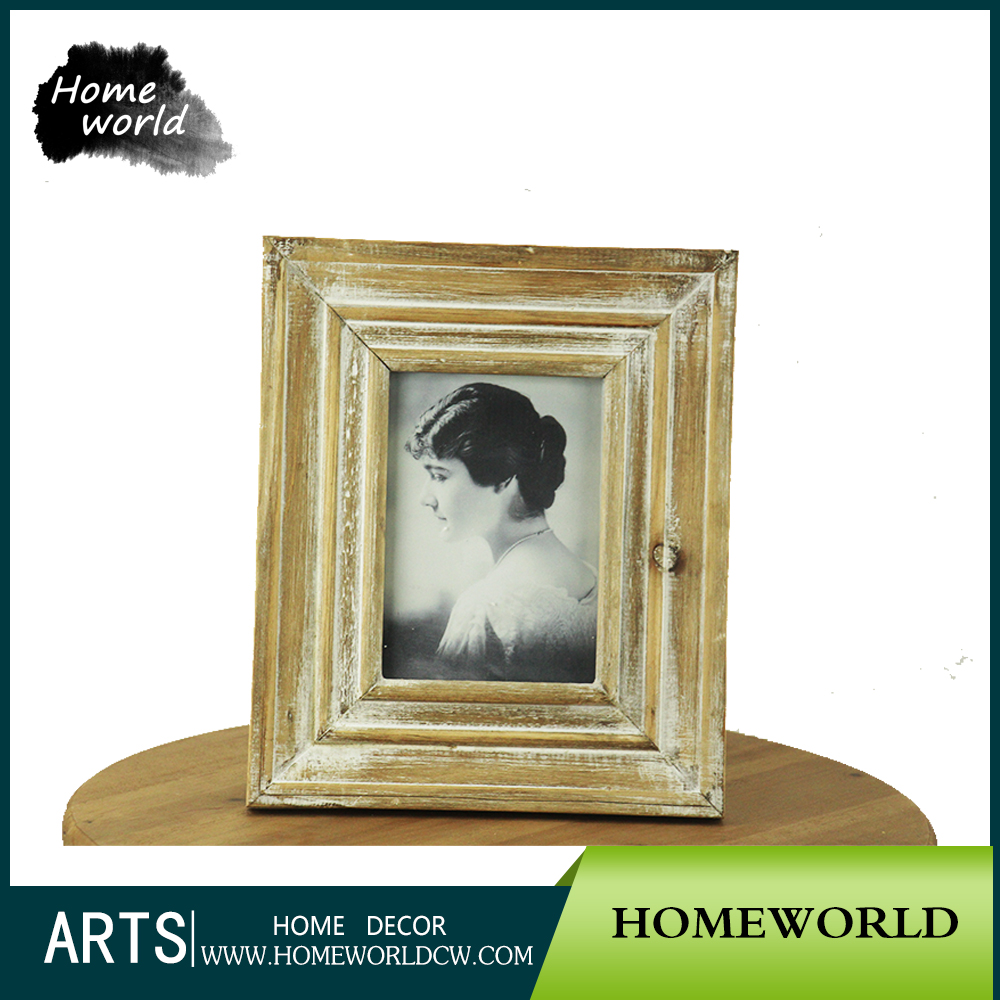 Online Shopping French Country Style Wooden Souvenir Beauty Lady Picture Photo Frame