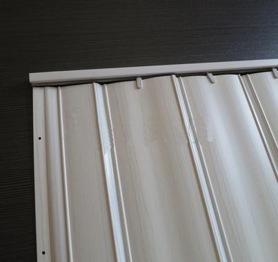 Pvc puerta plegable espesor 0 6 mm puertas identificaci n - Puerta pvc plegable ...
