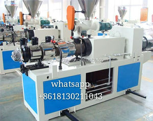 PVC Sealing Strip Production Line / Plastic Extruder