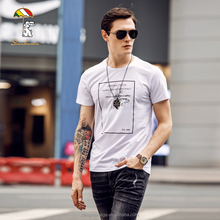 Men T Shirt 100% Cotton In China Factory