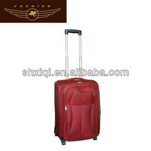 red eva large luggage 2014 trolley case for business