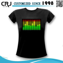 Custom Wholesale Led T-shirt Manufacturer