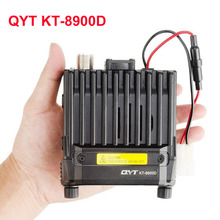 Cheap Quad Band Mini Mobile Radio QYT KT-8900D 25W Vehicle Mounted Two Way Radio
