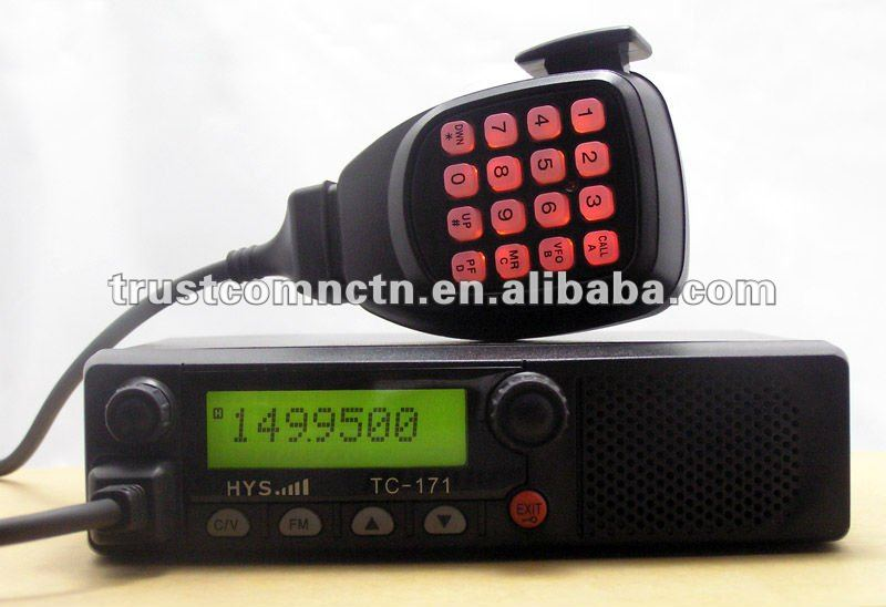 High Output Power mobile In car Radio TC-171