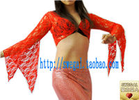 SWEGAL Belly dance Costume belly dance top,belly dance lace top SGBDB110012