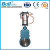 High quality pneumatic oprated knife gate valve price