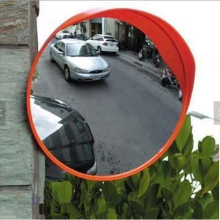 China manufacture cheap price traffic safety road corner convex mirror