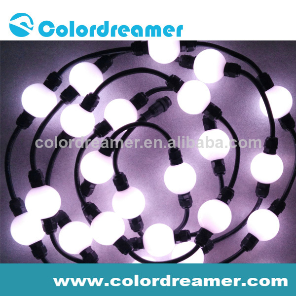 Colordreamer DMX 3D Ball String WS2812S 0.8W 40mm Led Glowing Orb