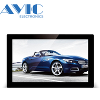 21.5 inch touch screen andorid all in one pc wifi media Android digital photo frame
