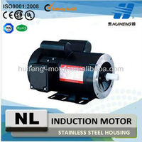 Rolled Steel NEMA Standard High Efficiency High Torque Small Electric Motors