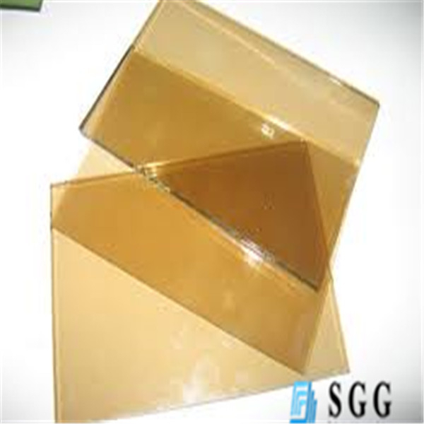 nice Bronze Solar control reflective glass for windows