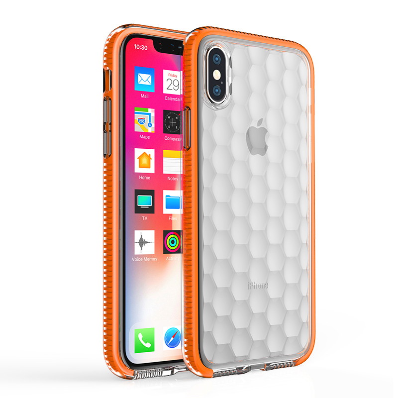 Mobile phone accessories, for iphone x case back, hard luxury cover for <strong>apple</strong>