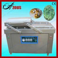 Double-room dz400 machine for sweet corn vacuum pack