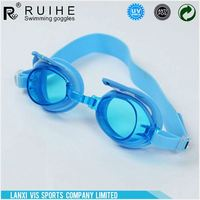 Hot Selling OEM design comfortable swimming googles 2016