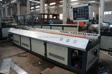 pvc profile pinch plate extrusion line