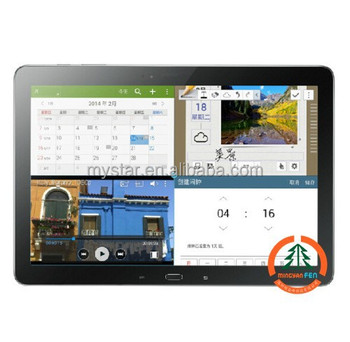 12.2 inch quad core Android tablet for hd screen android 4.4 os BT v4.0
