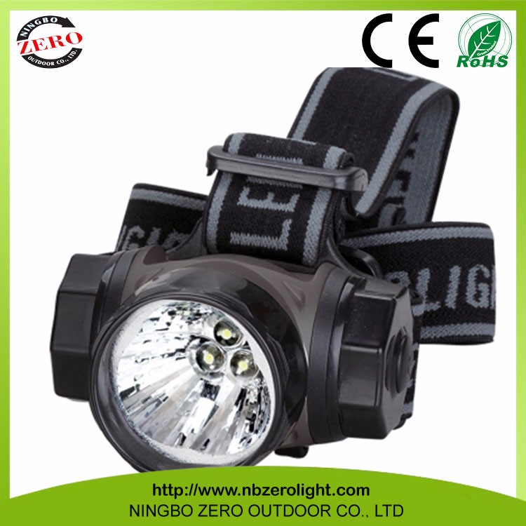 Easy To Deal With Harsh Outdoor Enviroments Caplamps