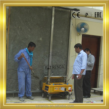 Electronic Rendering Machine for External Wall Plastering 0.75KW 220V 100KGS
