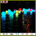 Waterproof color changing led swimming pool ball light floating led pool balls