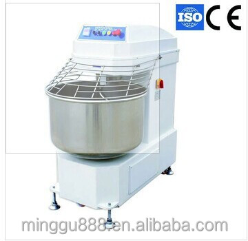 2015 Good Quality Competitive Price Double Speed Flour Spiral Electric Dough Mixer