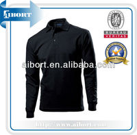 BUREAU VERITAS Custom Long Sleeve Polo Shirts,polo shirt long sleeve men