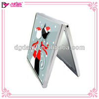 Fashion alloy gift vanity mirror upscale vanity mirror for ladies