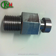 Customize CNC lathe machine parts and function
