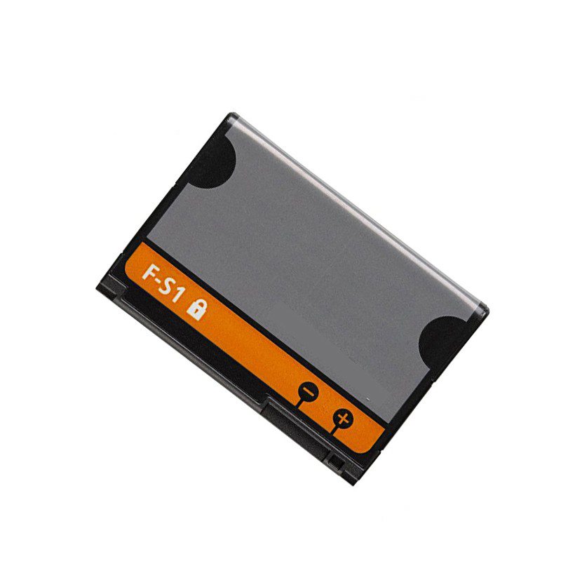 Mobile Phone Replacement Battery For Blackberry Torch 9800 / F-S1 1270mAh 9.62Wh Li-Ion 3.7V