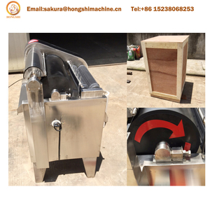 Stainless steel sheep hog cow dog intestine casing cleaning machine/sausage casing cleaning machine