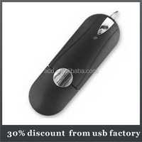 mass production bulk 8GB plastic usb flash disc