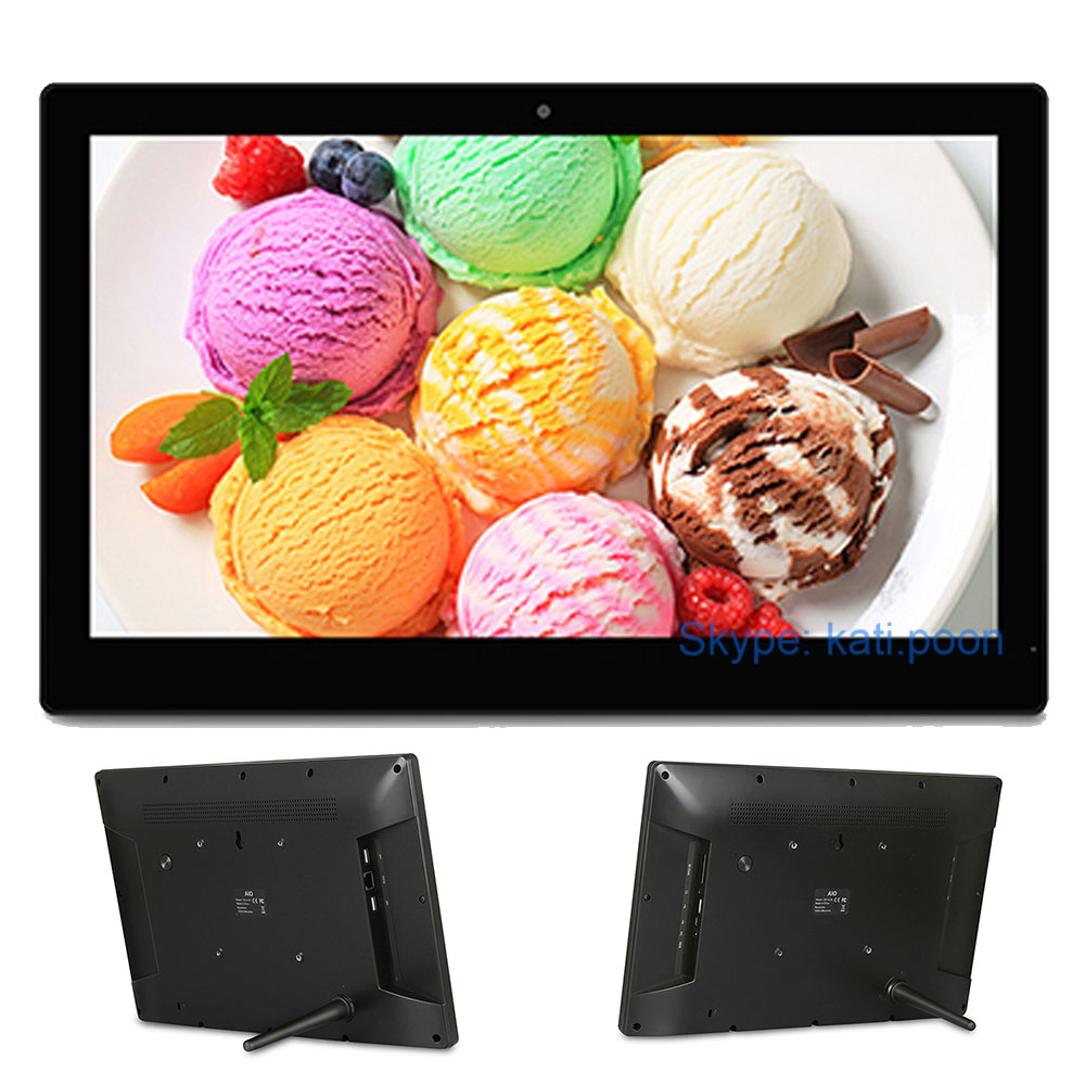 15.6'' Tablet VESA Mount with Build in Antenna