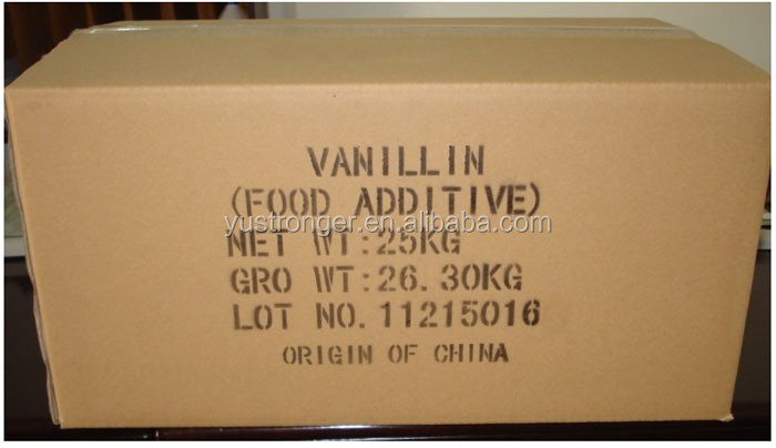 Payment is available natural food additive vanillin <strong>powder</strong>