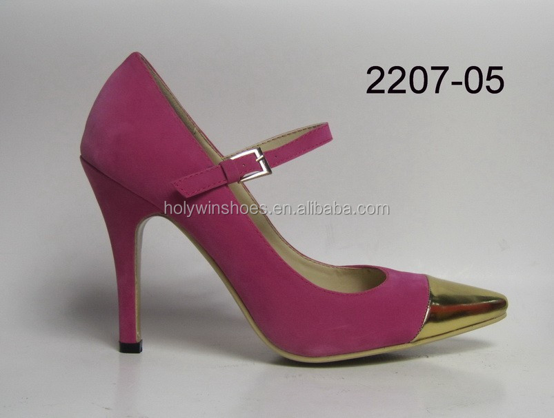 factory price odm high heel steel toe shoes view