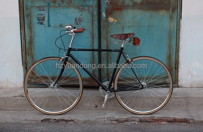 NEW 700C single speed Vintage road bikes/fixed gear bicycles