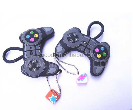 Console games gifts and promotion for gamepad shape usb flash drive/usb memory/usb sticks