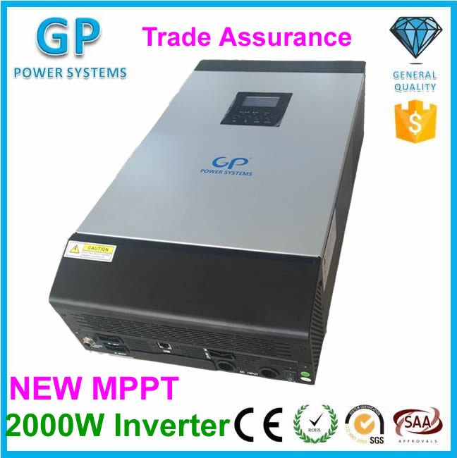 China factory 5% discount 110v to 240v 50Hz 60hz 2000w inverter
