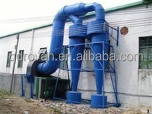 15-high quality Rovan industrial dust collector/dust cllector cyclone