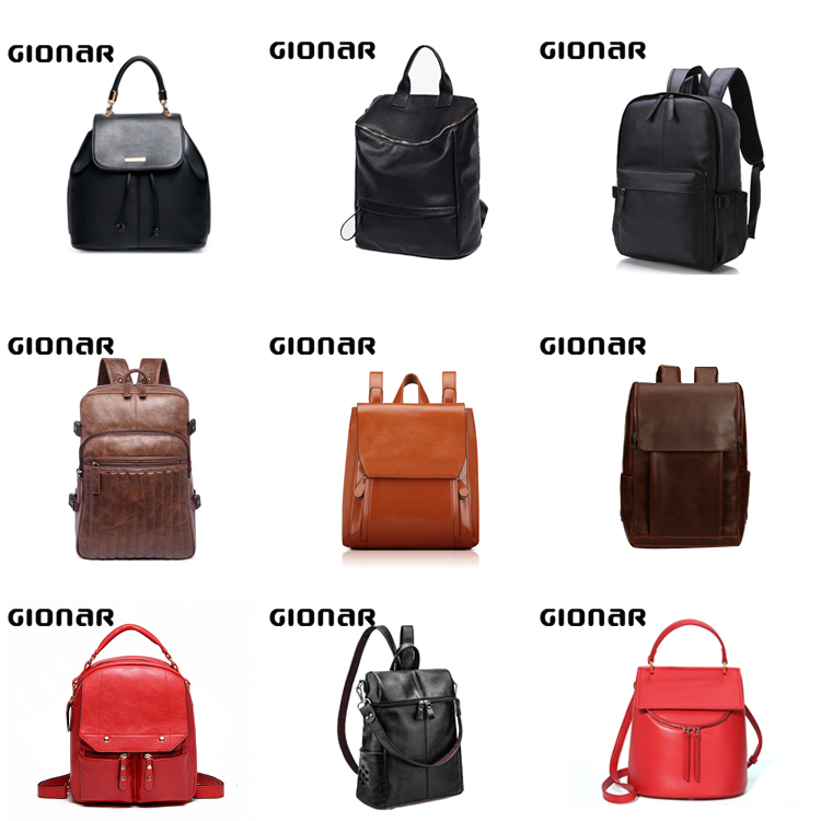 Manufacturer In China Most Popular Korean Style Backpack For High School Girls