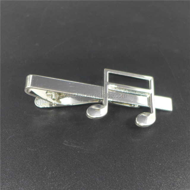 Good quality sports awad wholesale zinc alloy tie clips crystal cufflink and tie clip sets