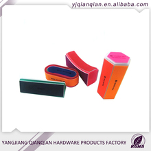 Factory cheap price custom printed nail buffer block