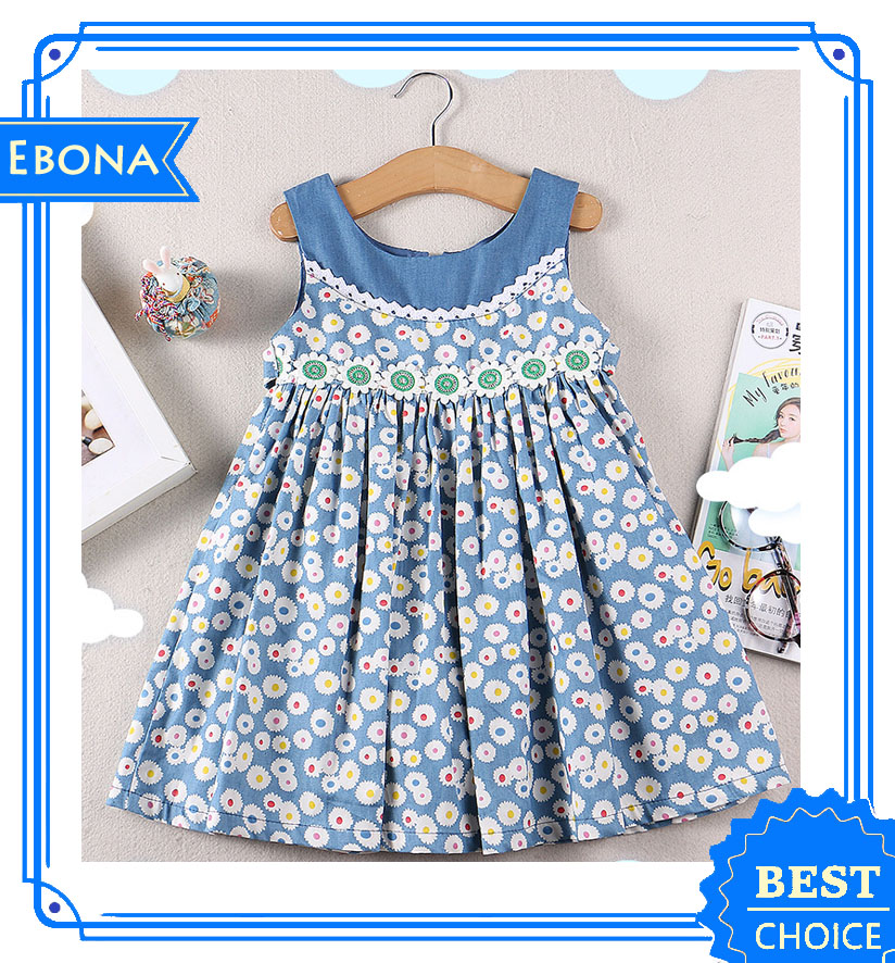 Lovely Girl Party Dresses kids Clothes Baby Frock Design Pictures