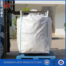 color FIBC- big bag 1000kg/super sacks 1500kg for construction material like gravel, stone, sand,limestone