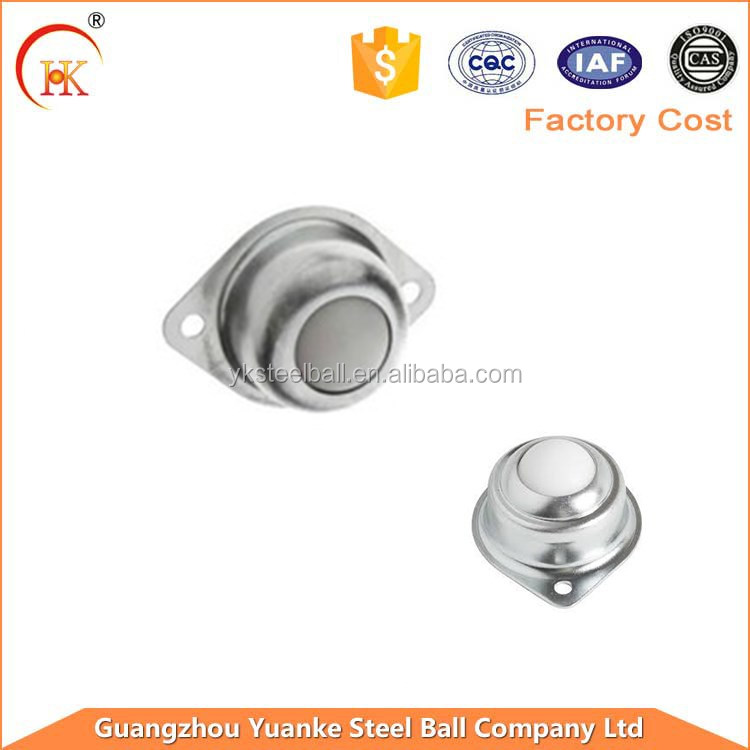 Heavy duty conveyor plastic ball transfer unit roller ball caster bearing