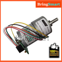 JGB37-3530A 12V 24V DC Gear Optical Encoder Motor With Encoding disc