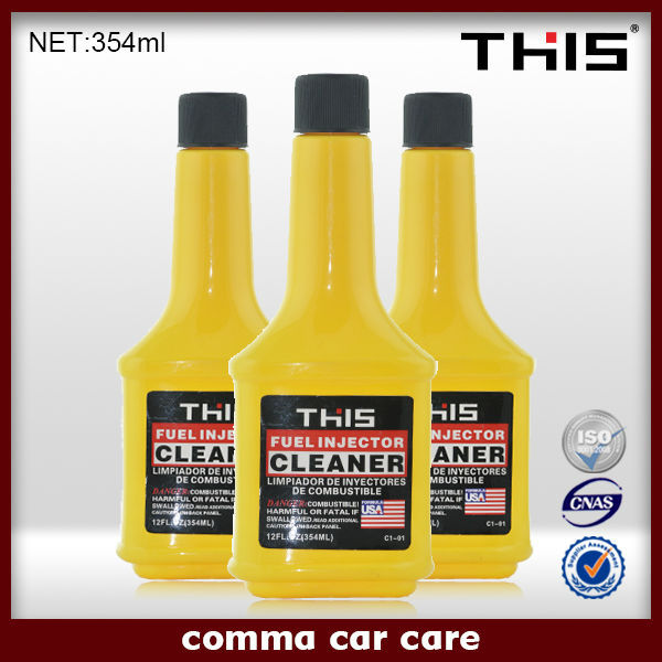 fuel injection cleaner injector cleaner